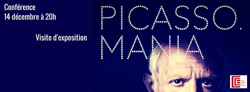 "Visite De L'exposition ""Picasso.Mania"" Au Grand Palais"