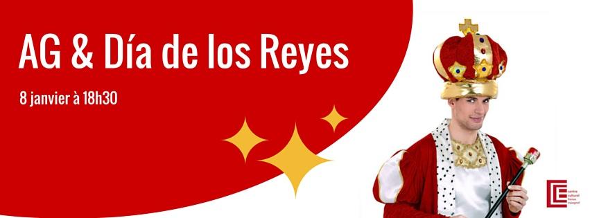 Assemblée générale et Día de los Reyes