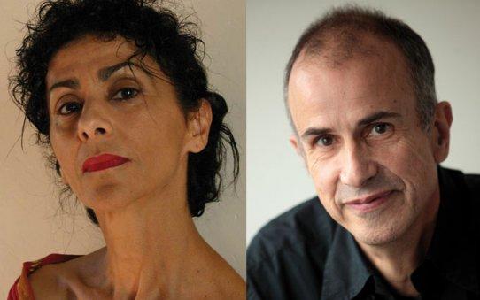 Partenariat avec l'Arc à Rezé : Antonio Placer et Angélique Ionatos