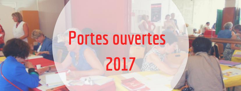 Portes ouvertes 2017 boletin