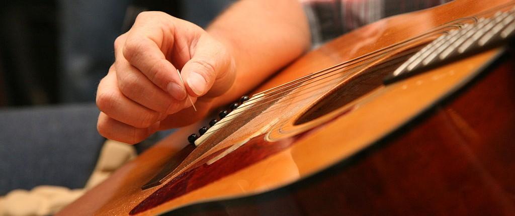 Guitare flamenco Wikimedia Commons