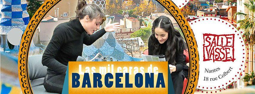 Spectacle : lectures théâtralisées sur la ville de Barcelone