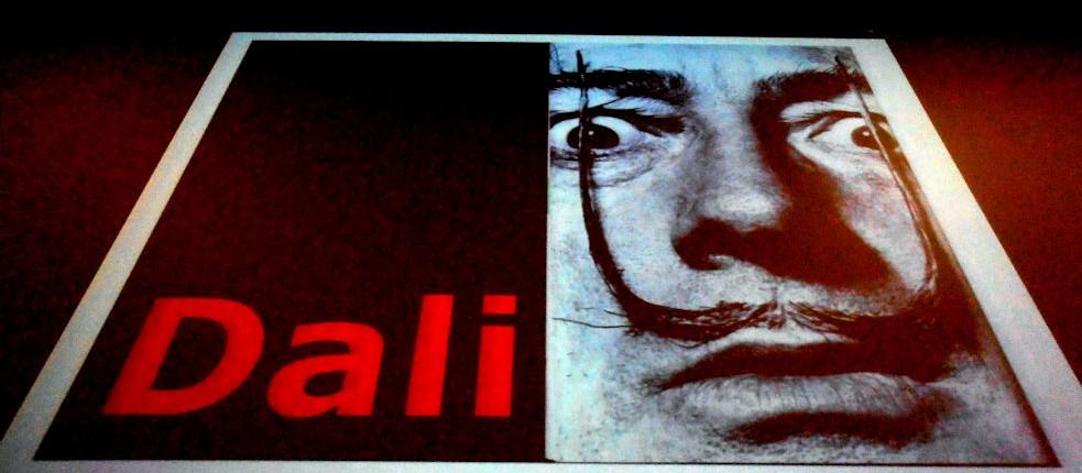 Conférence sur Salvador Dali en 2012