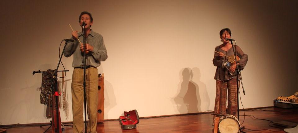 La Chaminera, concert d'Aragon pour la soirée d'ouverture 2012-2013