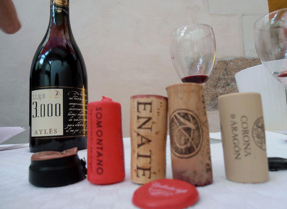 Dégustation des vins d'Aragon en 2013 au Centre Culturel Franco Espagnol de Nantes