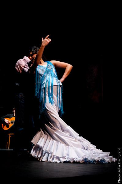 Tablao - Danseuse et danseur de flamenco - Cie Helena Cueto
