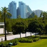 Valencia, jardins de la Turia - copyright VLCdescargas