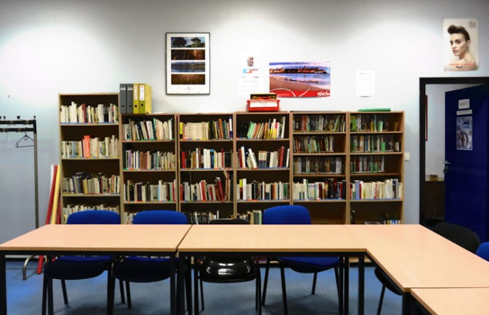 Bibliothèque du CCFE
