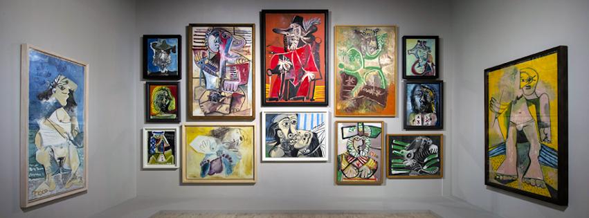 La période cubiste de Picasso à l'exposition Picasso.mania