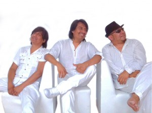 Fiesta de fin d'année : le groupe Sabor Latino