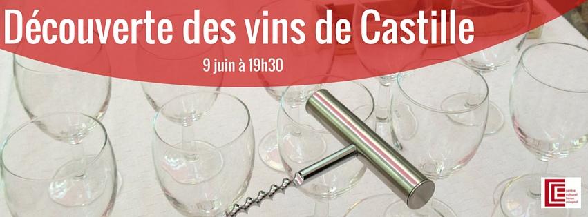 Dégustation des vins de Castille