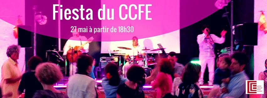 La fiesta du CCFE
