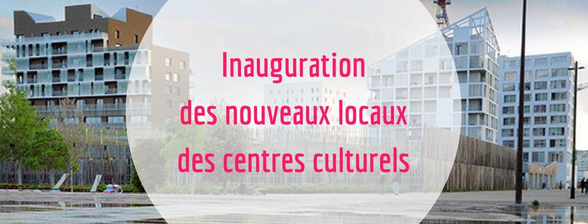 Inauguration nouveaux locaux