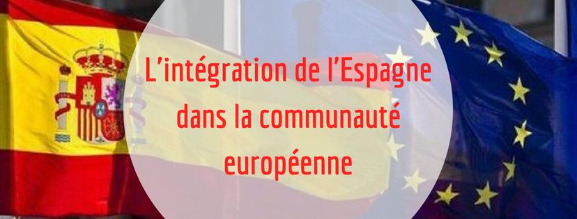 Espagne et CEE