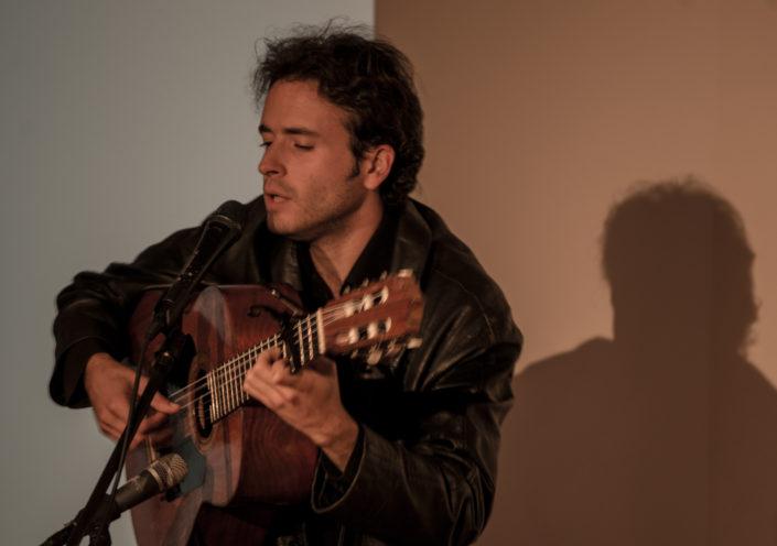 Concert d'Eddy Maucourt ©Gérard Belna